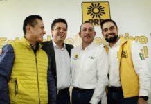 PRD Michoacán con unidad rumbo a Congreso Nacional