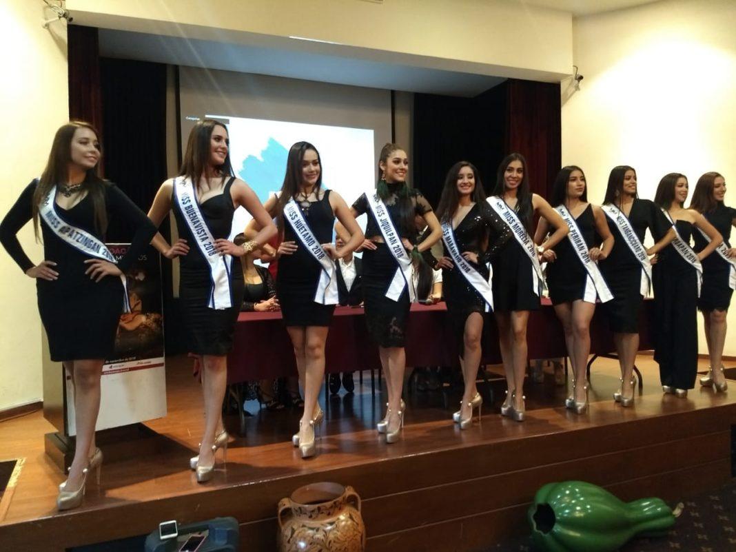 """Este viernes se coronará a """"Miss Michoacán 2018"""""""