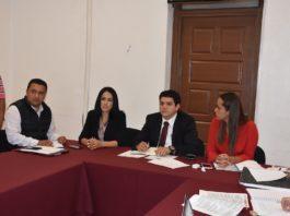 Revisará Congreso michoacano condiciones del sector educativo