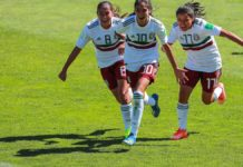 México llega a Cuartos de Final de la Sub 17 femenil