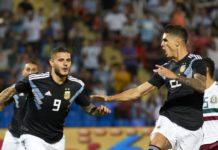 Argentina repite dosis a México