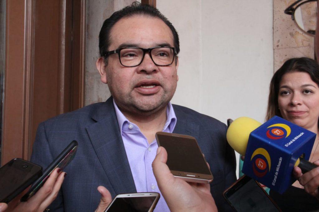 Se acorta el margen de acción presupuestal de Michoacán en 2019: Norberto Martínez