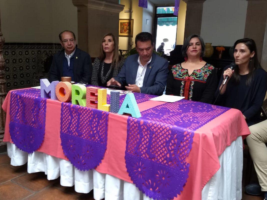 118 mil turistas visitaron Morelia durante noche de muertos