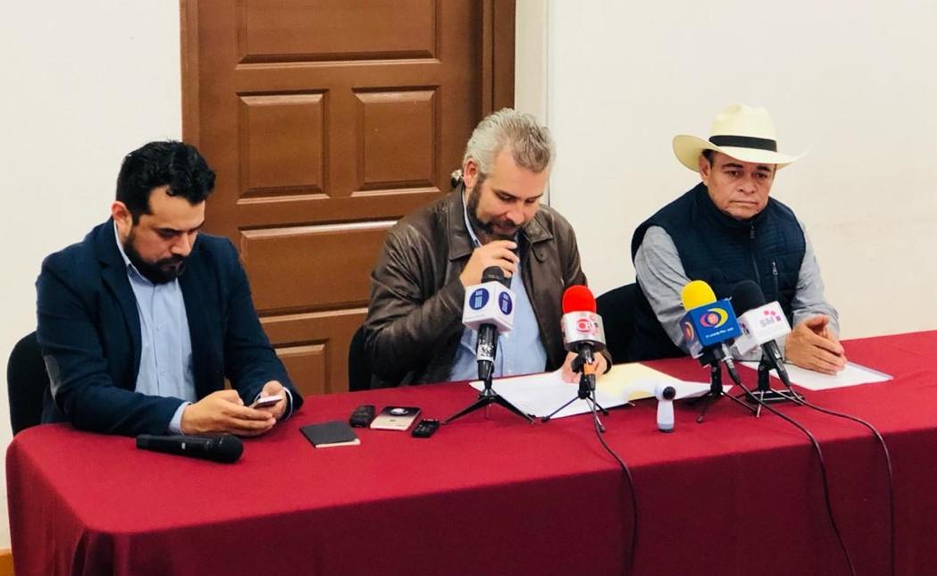 """Pedirán a AMLO nombramiento de """"Zona Franca"""" para Michoacán"""