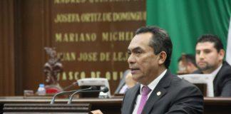 Congreso michoacano a favor de frenar costos elevados a tarifas de luz