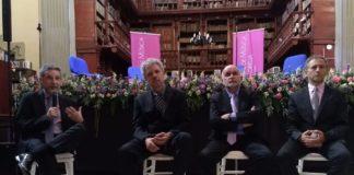 """Cuarteto Latinoamericano galardonado con presea """"Miguel Benal"""""""
