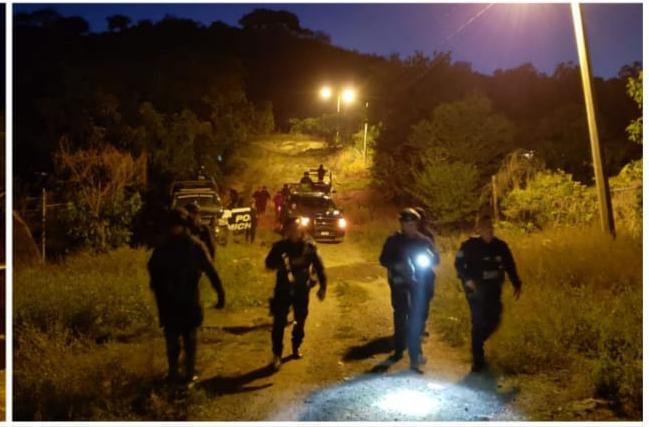 Tras homicidio de seis en Lombardía, instalan operativo de seguridad