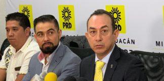 Estaría Antonio Soto hasta abril al frente del PRD