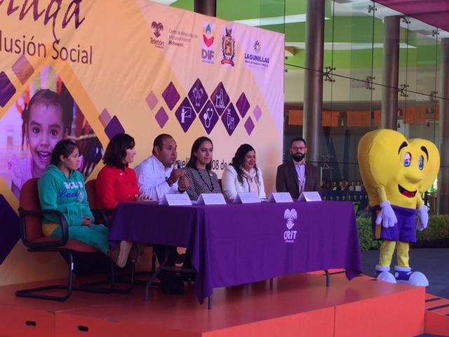 Inauguran jornadas de Inclusión Social Extramuros