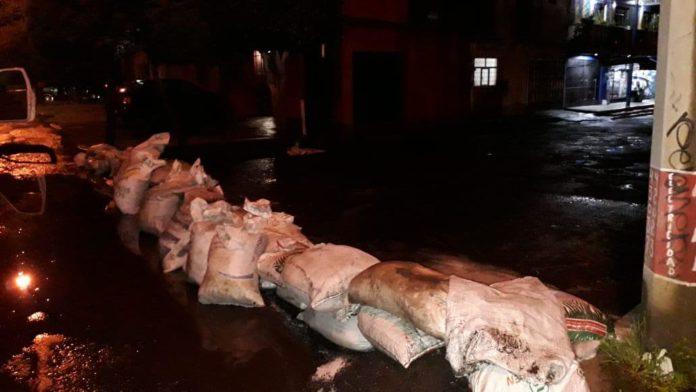 Despliegan operativo para evitar contingencia en Morelia por lluvias