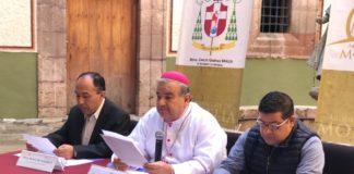 """Avala Iglesia Católica """"Plan Nacional de Paz y Seguridad"""" de AMLO"""