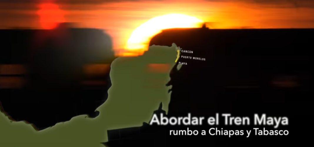 Inician obras del Tren Maya