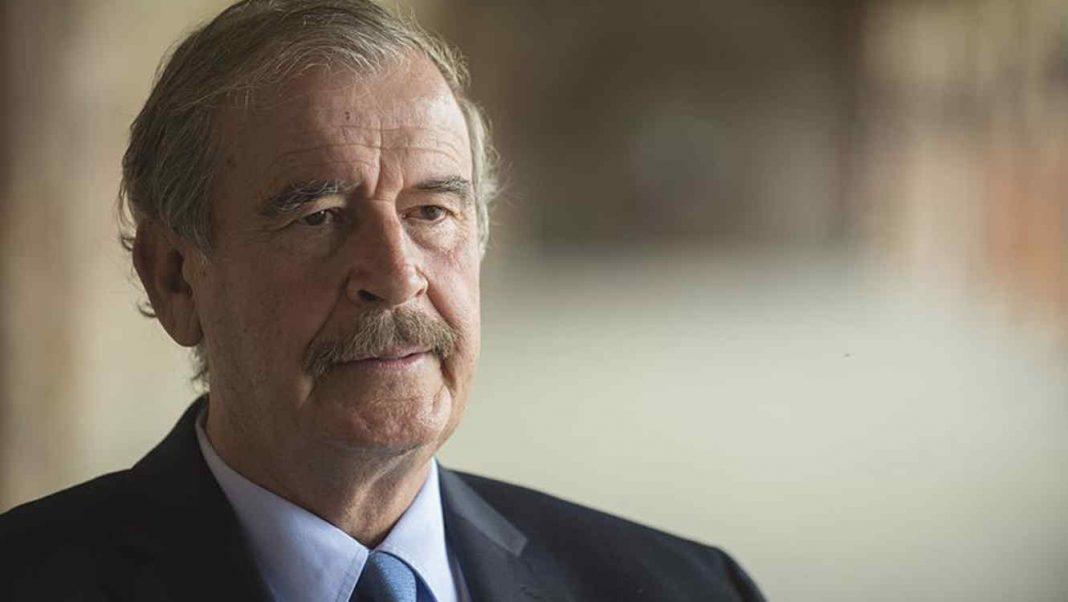 Planea Vicente Fox construir invernadero de marihuana