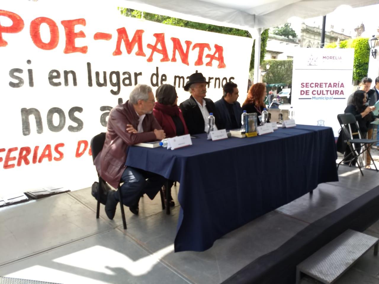 """Arranca la segunda edición de la """"Feria del libro para la paz y la esperanza"""""""