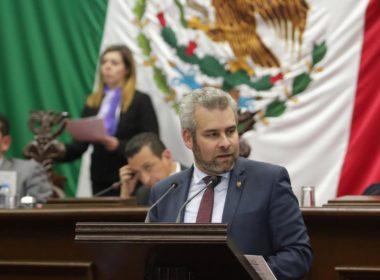 Alfredo Ramírez condena revés de diputados a la UMSNH