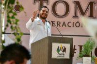 Exige Eduardo Orihuela aumento presupuestal al campo