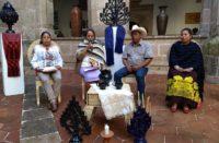 Artesanos de Santa Fe de la Laguna, presentarán artesanías libre de plomo