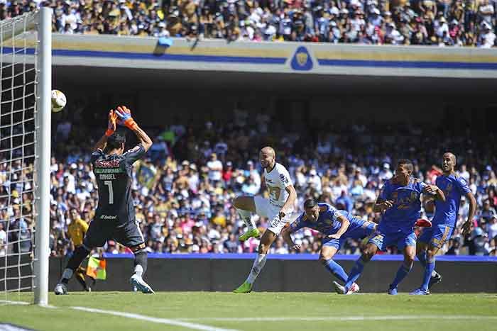 Pumas avanza a semifinales