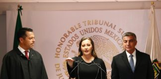 Rinde protesta Martha Erika como gobernadora de Puebla