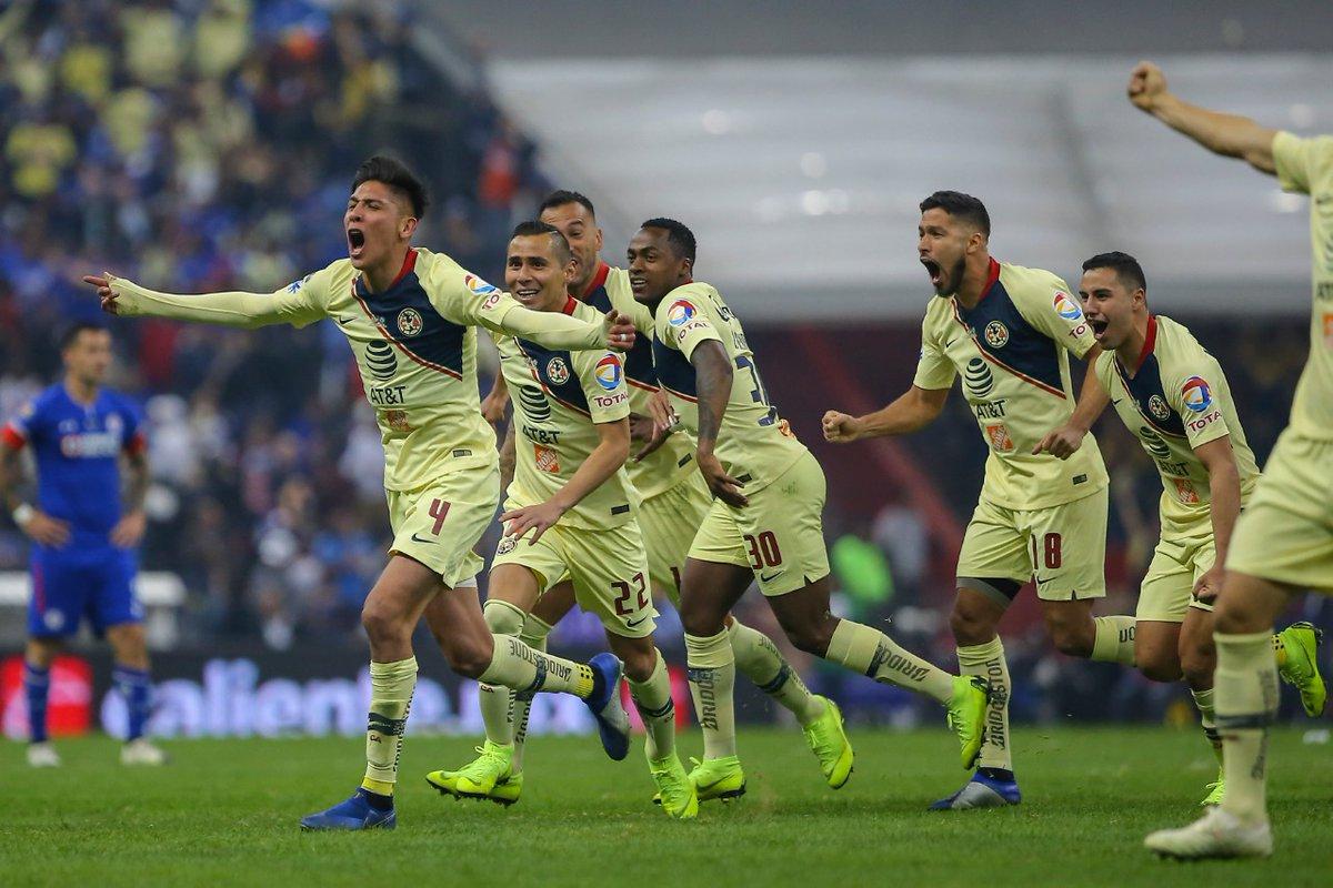 Gana el América la Liga MX