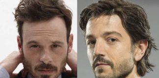 """Scoot McNairyy Diego Luna en la segunda temporada de""""Narcos"""""""
