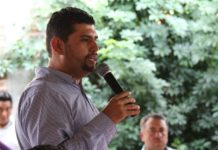 Octavio Ocampo se compromete a fortalecer municipios