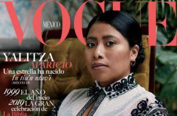 Vogue México presenta a Yalitza Aparicio en su portada