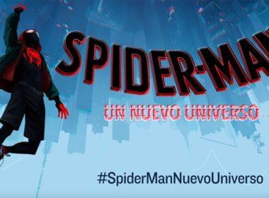 """""""Spider-Verse"""", se queda con la taquilla de Estados Unidos está semana"""