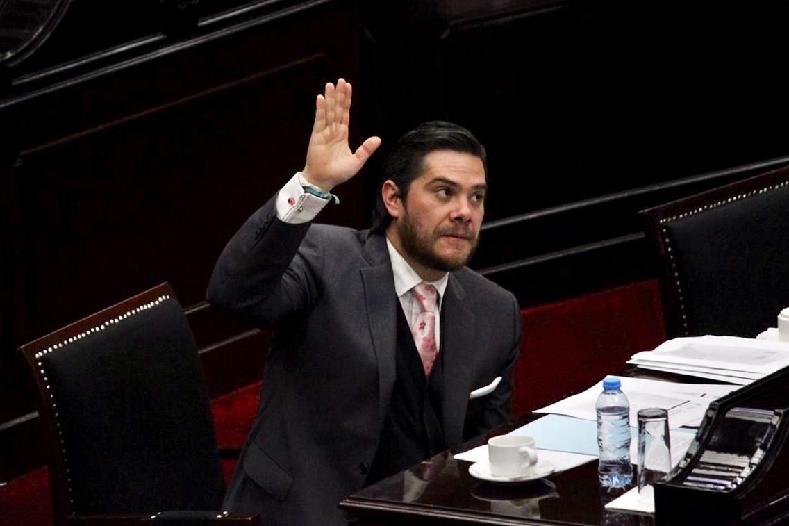 Positivo que superdelegados no tengan injerencia en temas de seguridad: Eduardo Orihuela