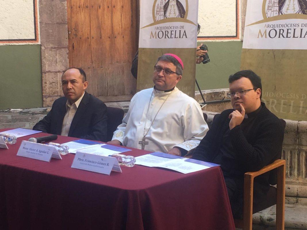 Apoyará Iglesia Católica al gobierno entrante