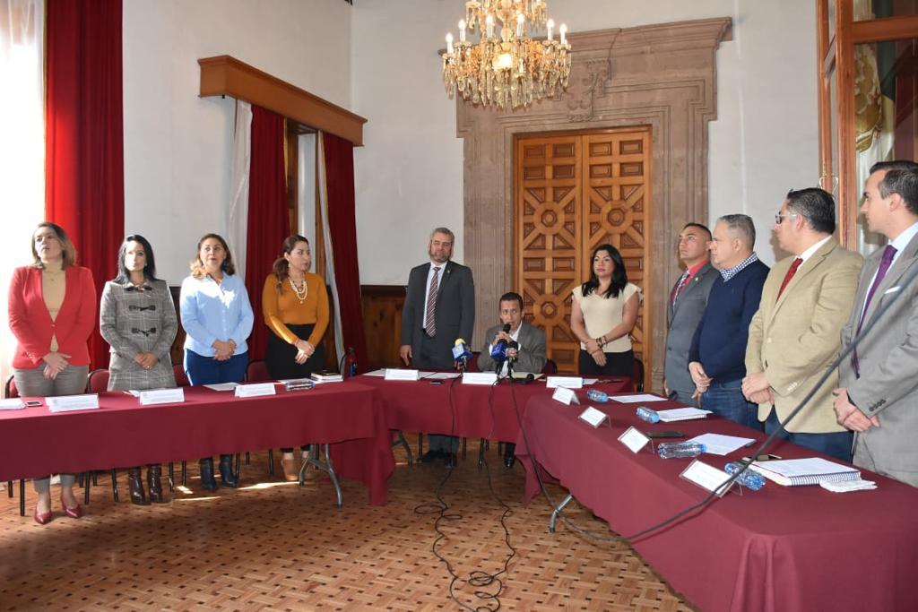 De manera formal integran Comisión para traslado del IMSS a Morelia