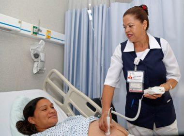 Atendidos más de 3 mil partos en el Hospital de la Mujer en 2018: SSM