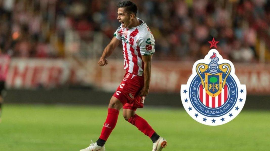 Ficha Chivas a Dieter Villalpando para el Clausura 2019