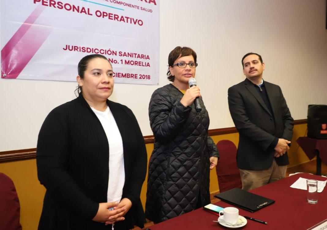 En Michoacán, atención primaria a la salud de primera calidad