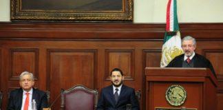 Si un juez no goza de independencia se convierte en mandadero: Luis María Aguilar