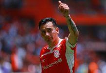 Rubens Sambueza anuncia salida de Toluca