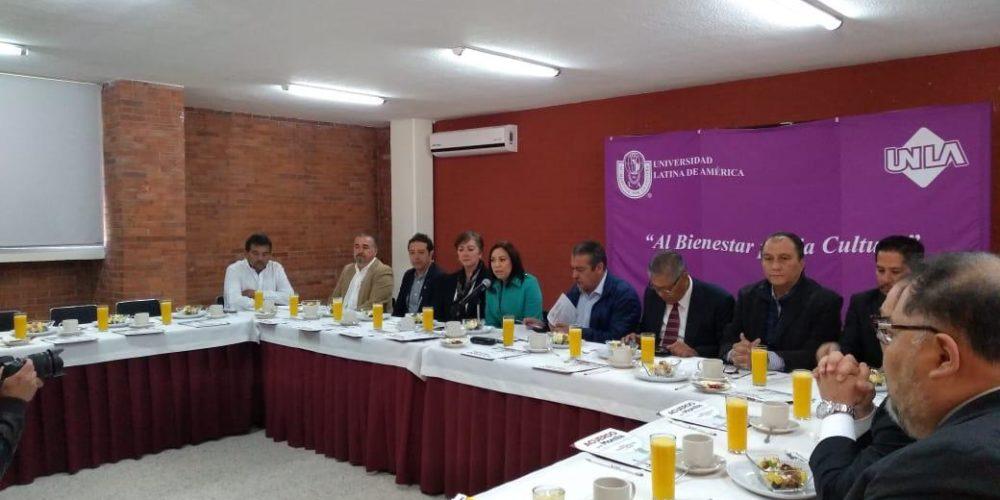 UNLA aplicará diversos servicios a través de Acuerdo por Morelia