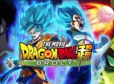 """""""Dragon Ball Súper: Broly"""", la más taquillera en México"""