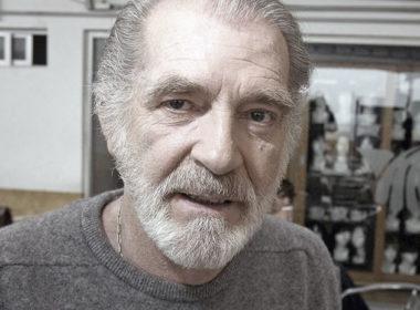 Cenizas del actor Fernando Luján, pondrían ser llevadas al mar