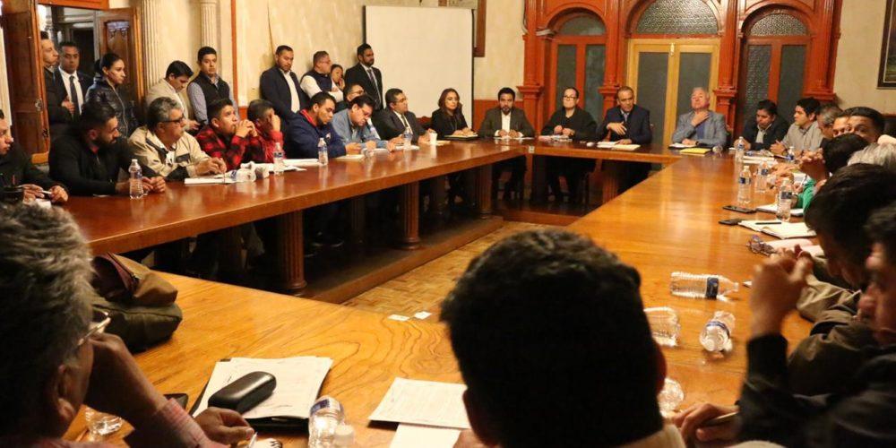 Este miércoles se reanuda mesa tripartita federación-estado-magisterio