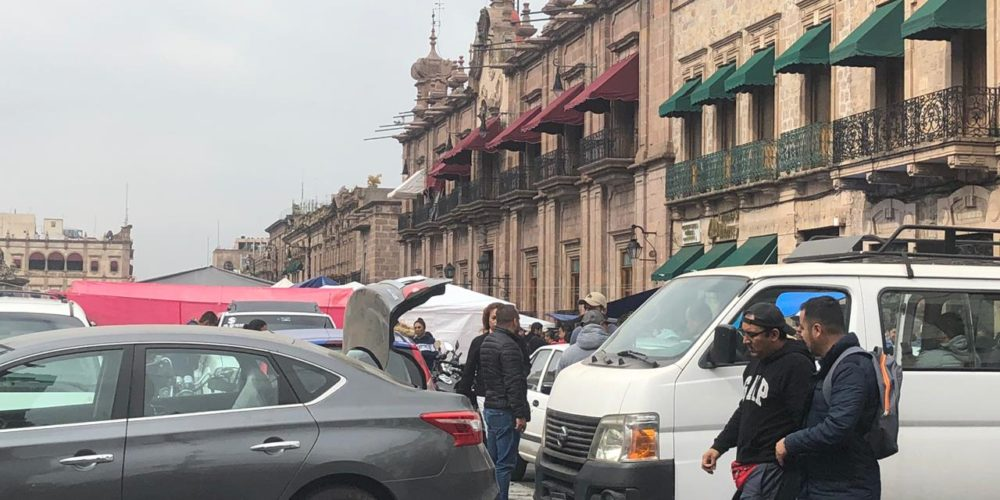 """Advierte CNTE: """"no permitiremos represión"""""""
