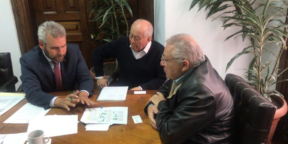 ZEE de Lázaro Cárdenas tendrá continuidad: Alfredo Ramírez
