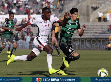 Lobos se lleva la victoria ante Santos