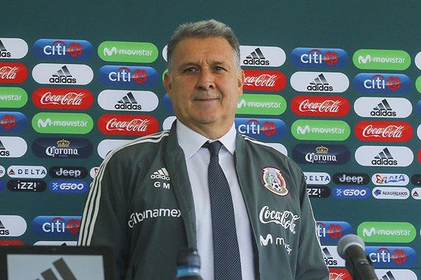 """Gerardo """"Tata"""" Martino, técnico del Tri"""