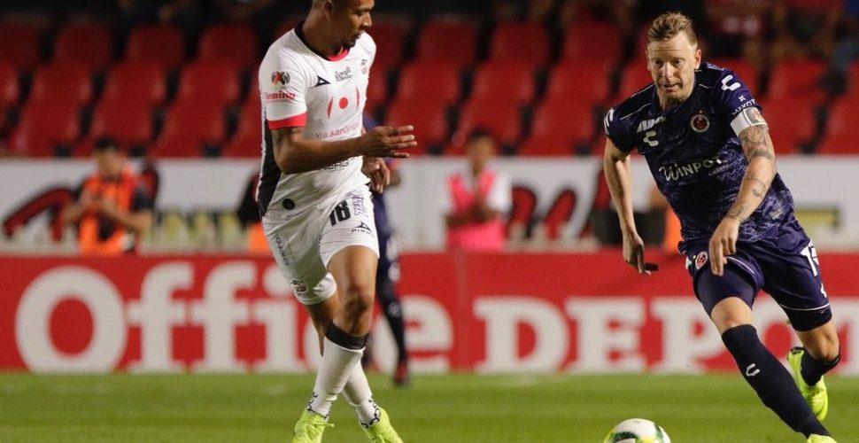 Veracruz pierde ante Lobos BUAP