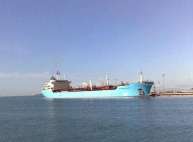 Descargan en Veracruz más de 300 mil barriles de combustible