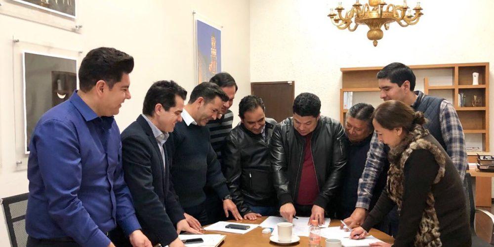 Lista la terna para elegir gobernador interino de Puebla