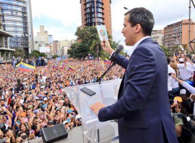 Niega Guaidó recibir ayuda de grupo criminal de Colombia