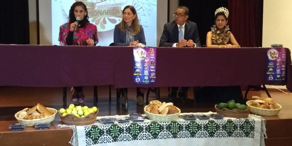 Zitácuaro celebrará 120 años de la Feria de la Monarca