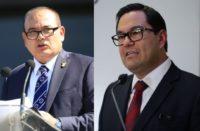 Se registran Godoy Castro y Víctor Serrato por la fiscalía